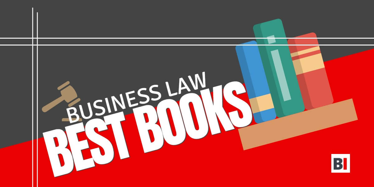 Best Books on Business Law