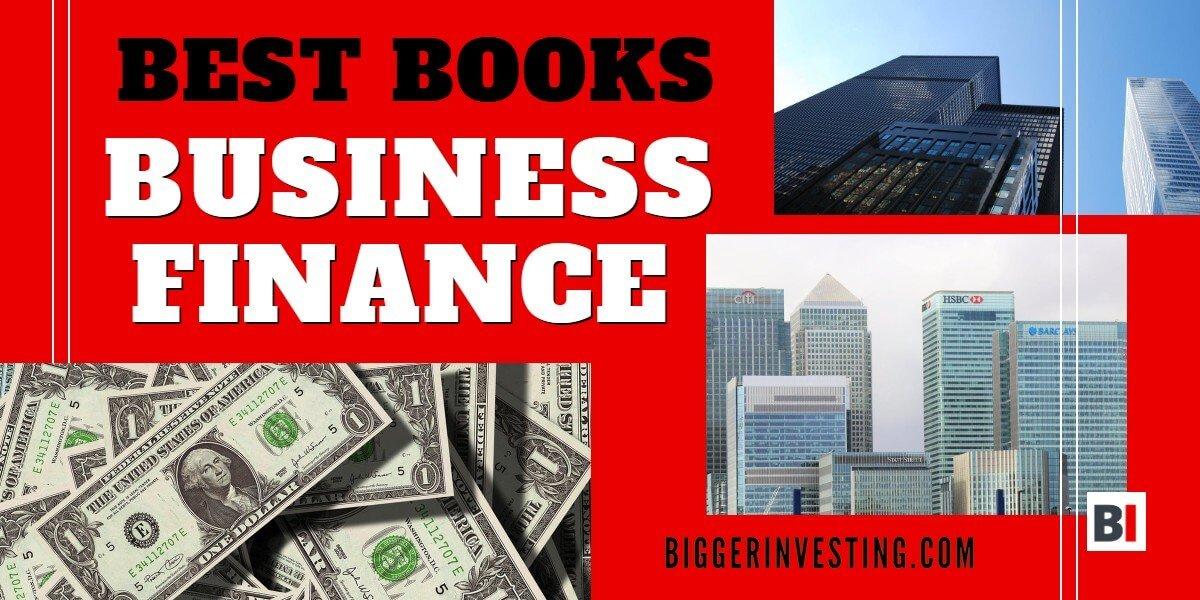 Best Books on Business Finance